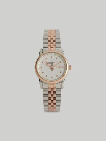 Armbanduhr T-Joy 30MM mit Stahlarmband