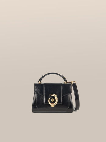 Mini New Lovy bag in Athene leather