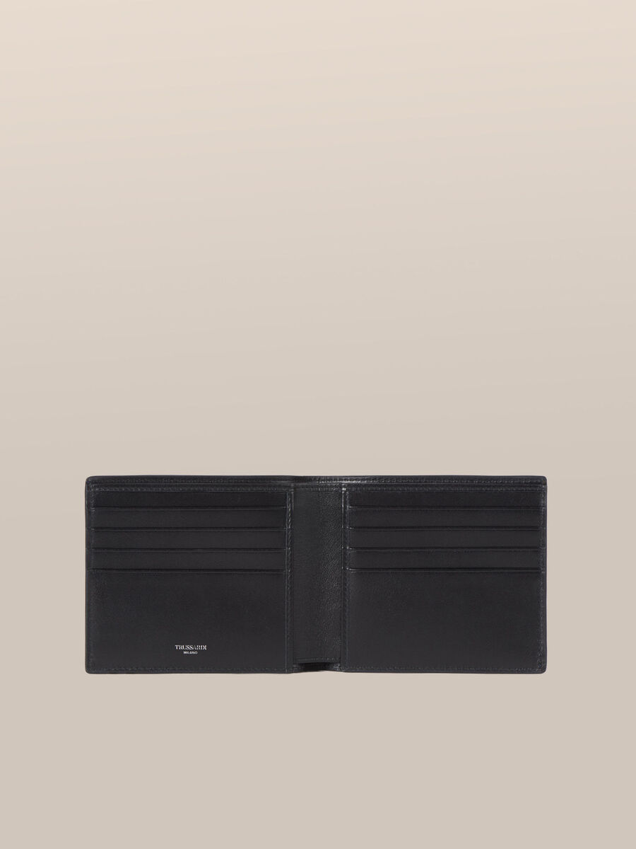 Business card holder in Crespo leather