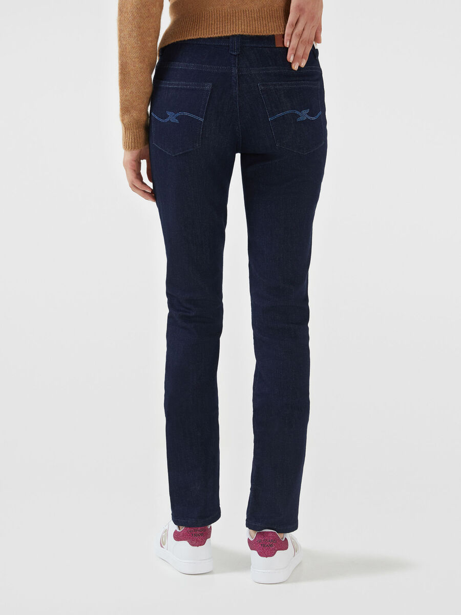 Classic 130 jeans in blue Kate denim