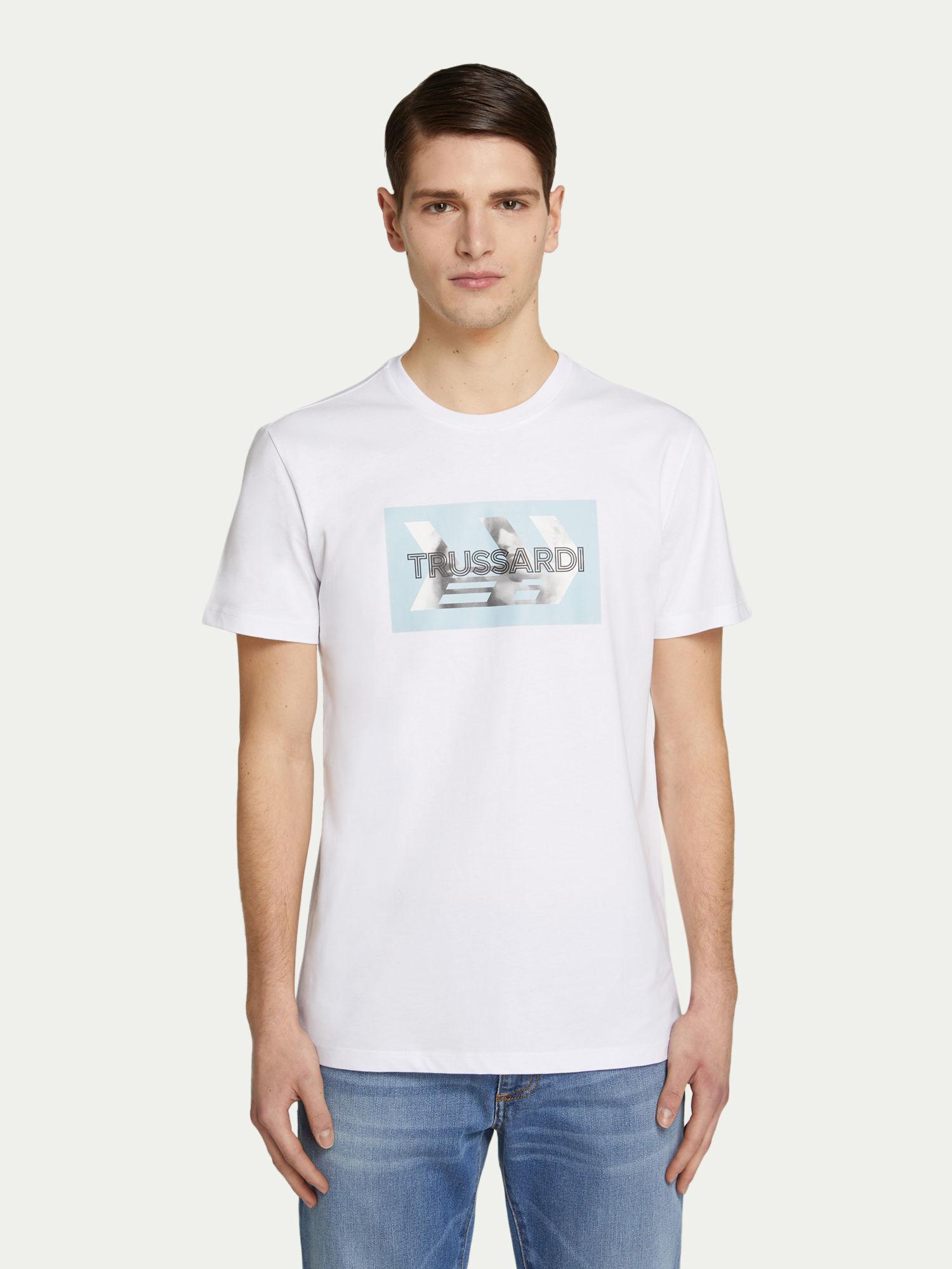 Shirt Et ® Pour T Polo HommesTrussardi WE9D2IHY