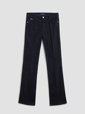 Jeans 206 Flare in denim ultra soft