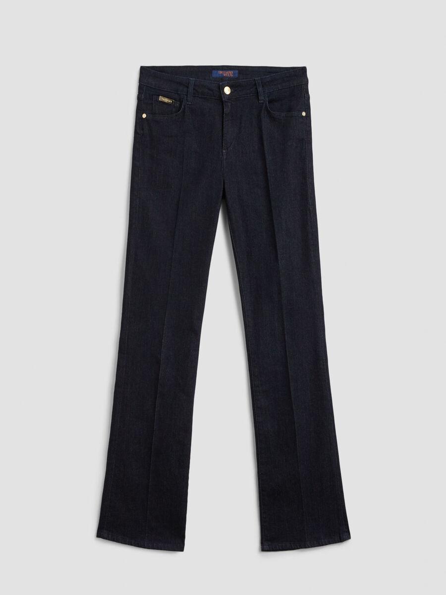 Ultra soft denim 206 Flare jeans