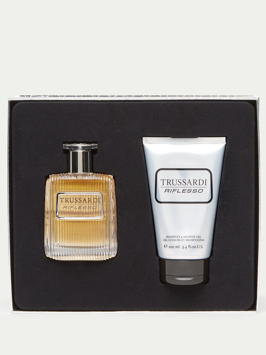 Trussardi Riflesso Perfume and Shower Gel Set