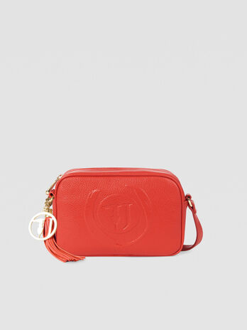 Camera case Faith in similpelle con logo