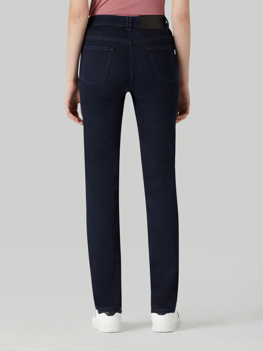 Satin denim Classic 130 jeans