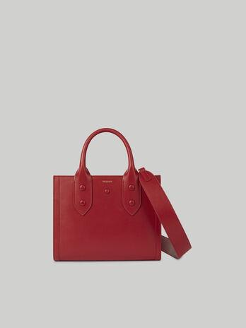 Shopping Bag Venezia small in pelle