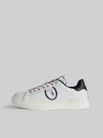 Sneakers Portofino en cuir