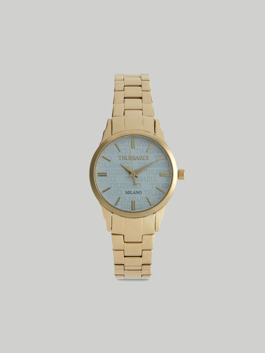 Montre T-Bent 32 MM a bracelet en acier