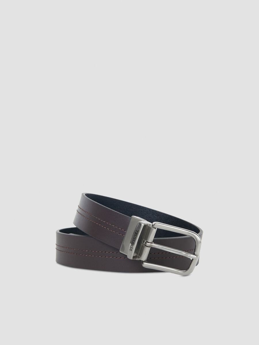 Leather Business Affair belt
