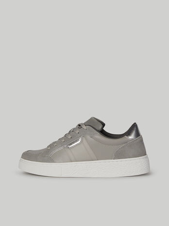 Faux leather Diantha sneakers