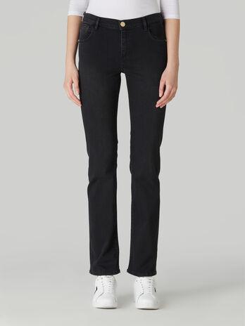 Flat denim Classic 130 jeans