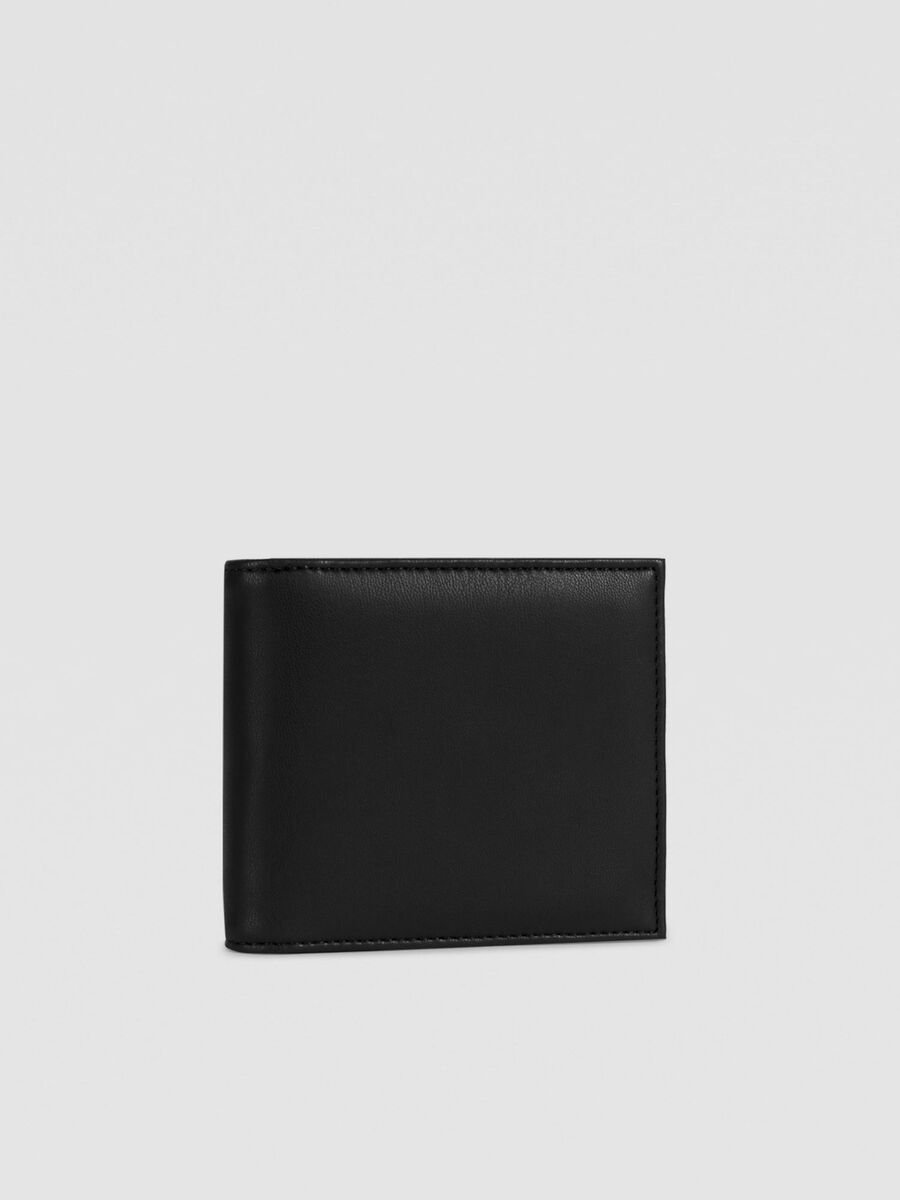 Geldboerse Essential Business aus Kunstleder mit Klappe
