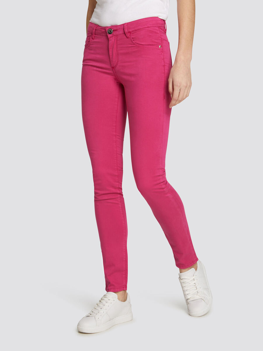 Regular Basic 260 jeans in garment dyed fabric
