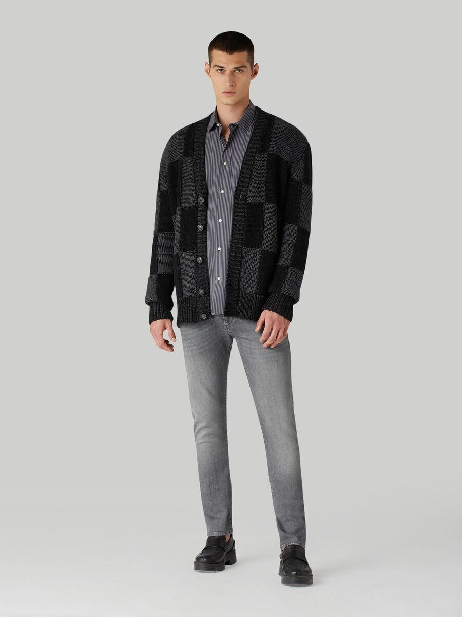 Extra-slim 370 jeans in comfort denim