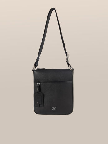 Sac cross body Business petit format en cuir Crespo