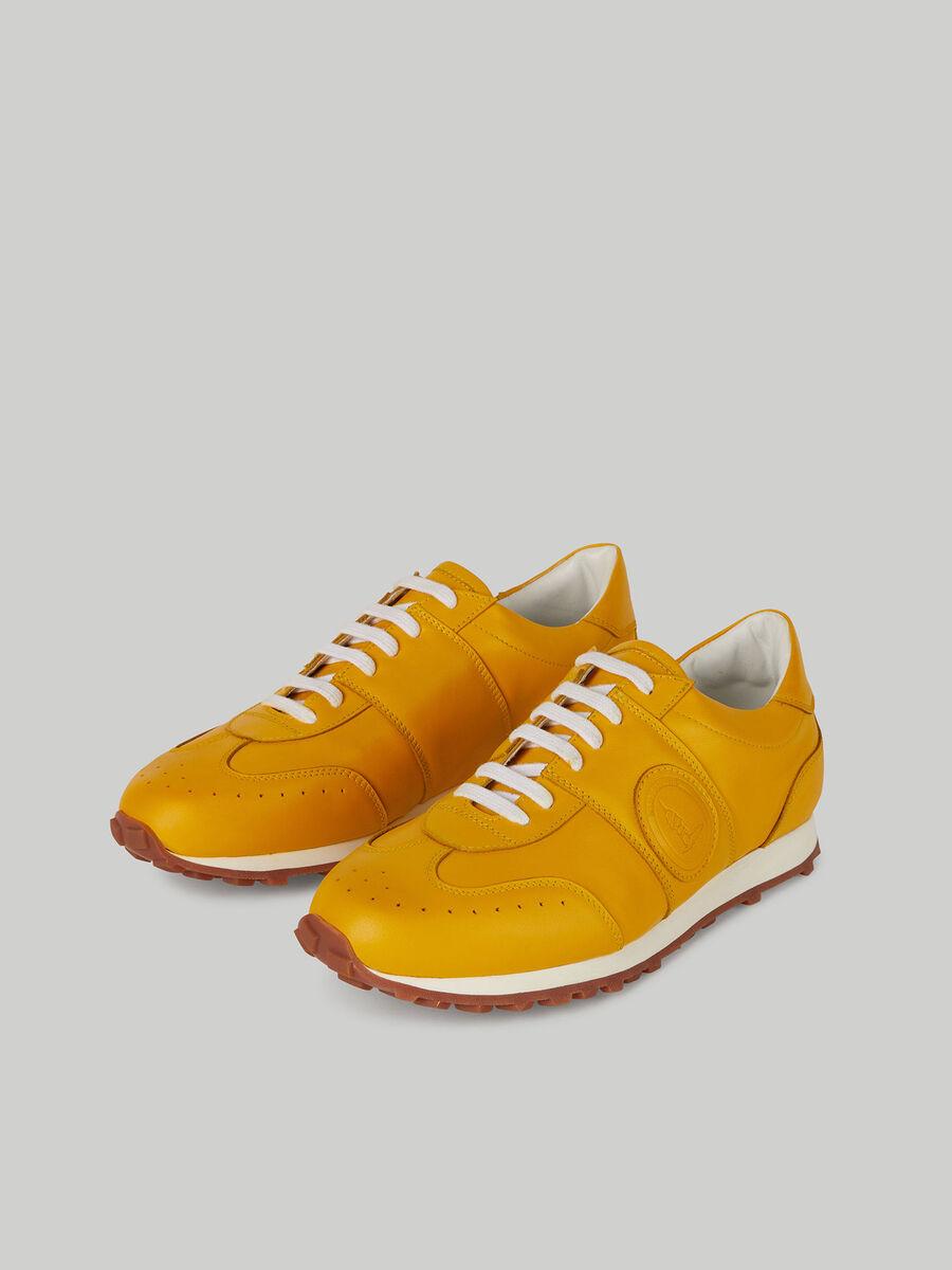 Sneaker Nuwev aus Glattleder