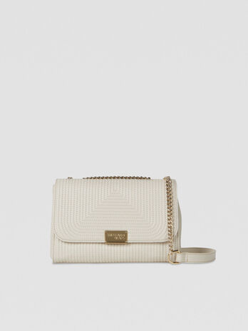 Sac crossbody Frida moyen format en similicuir