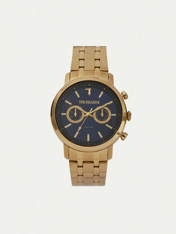 Reloj T-Couple 43MM con pulsera de acero