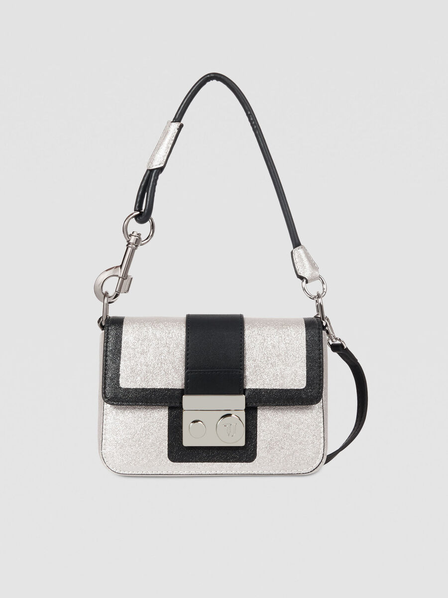 Medium New With Love shoulder bag in faux leather
