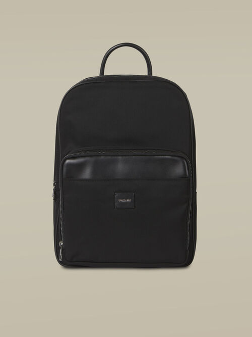 Technical nylon backpack