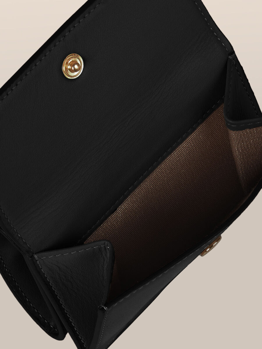 Bianca trifold purse in elite leather
