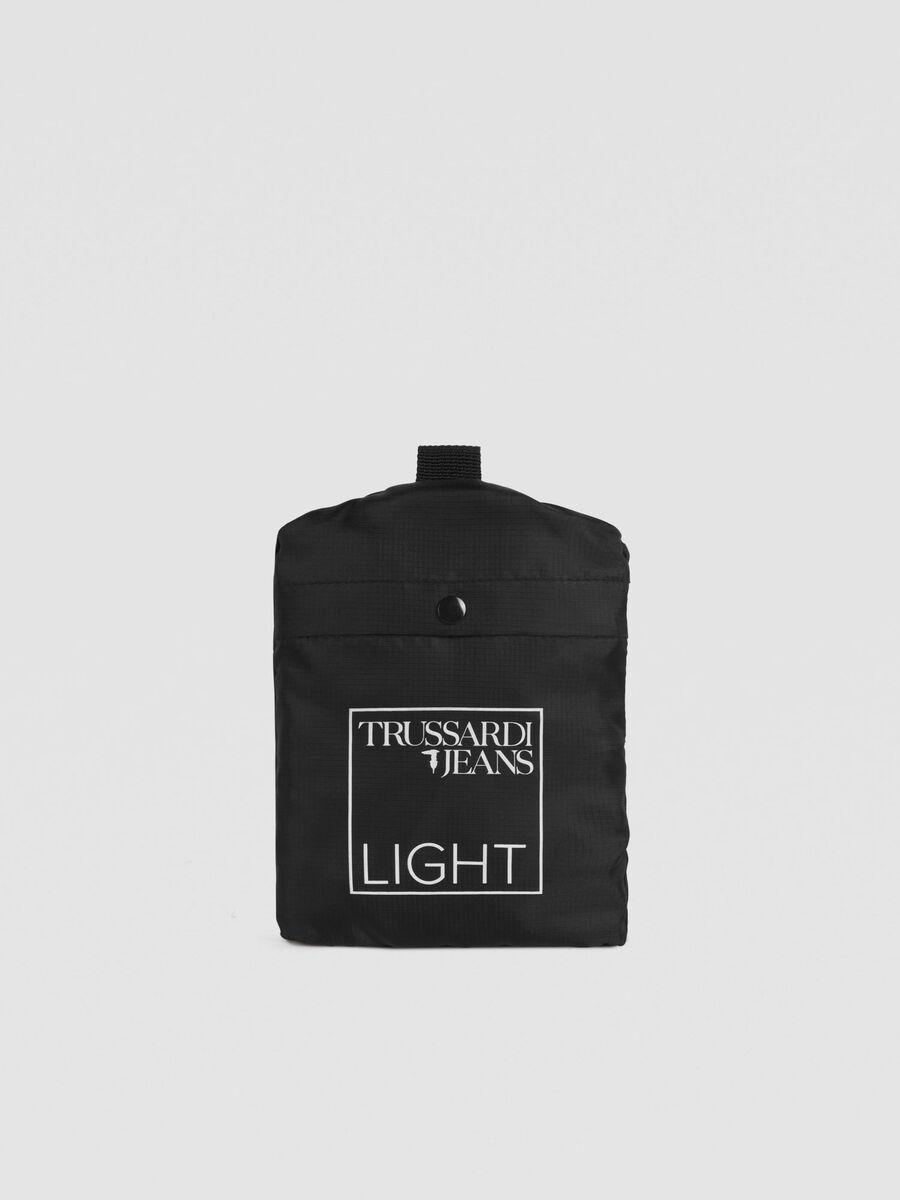 Mochila TJ Light de nailon de color liso