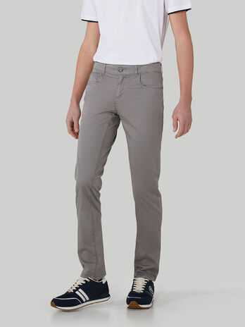 Pantalon 370 Close de saten ligero