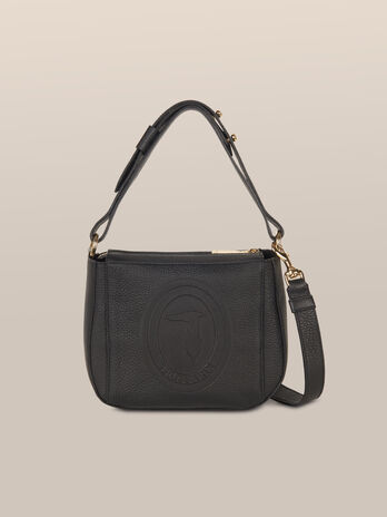 Olivia Cacciatora bag in Lordship leather