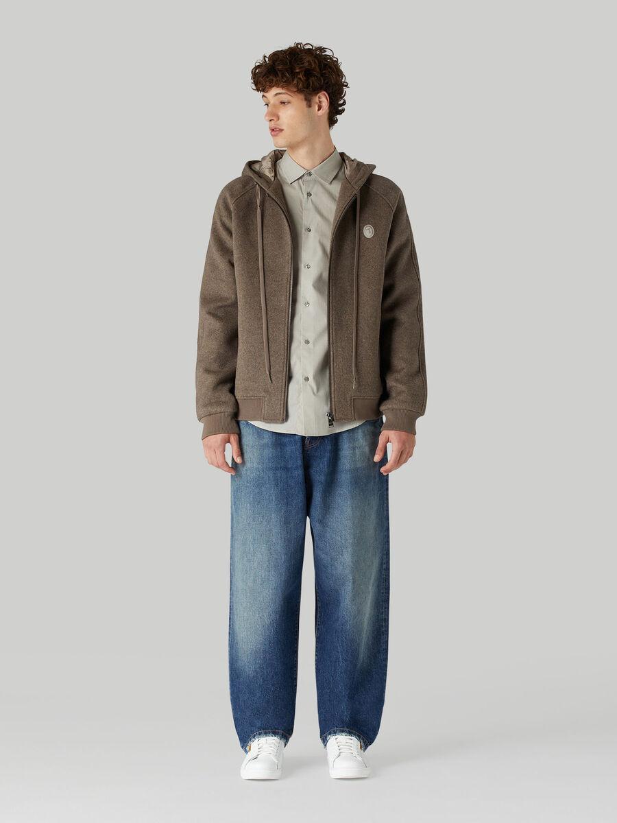Cotton denim 80S jeans