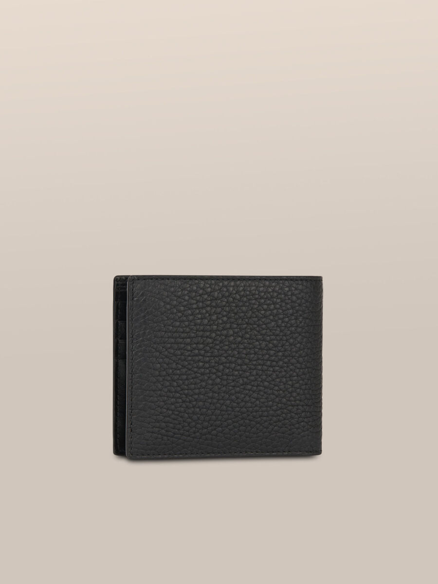 Otto wallet in Lordship leather