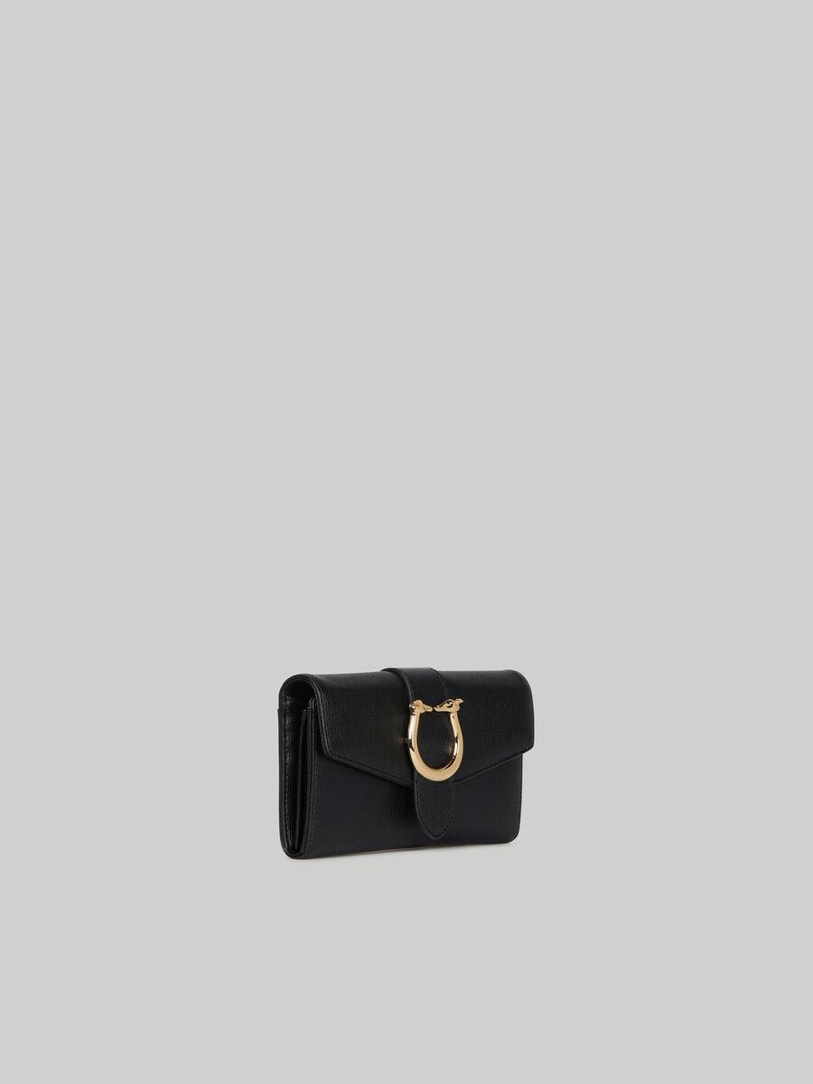 Large Sadie continental purse