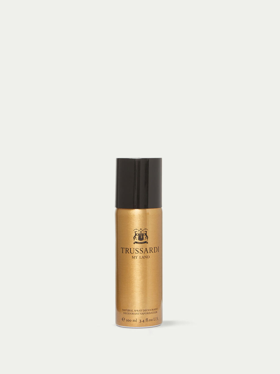 Desodorante spray Trussardi My Land 100 ml