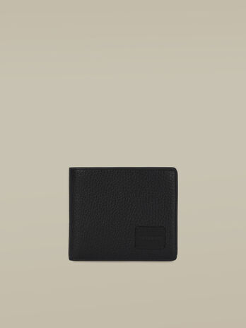 Leather Business bi-fold wallet