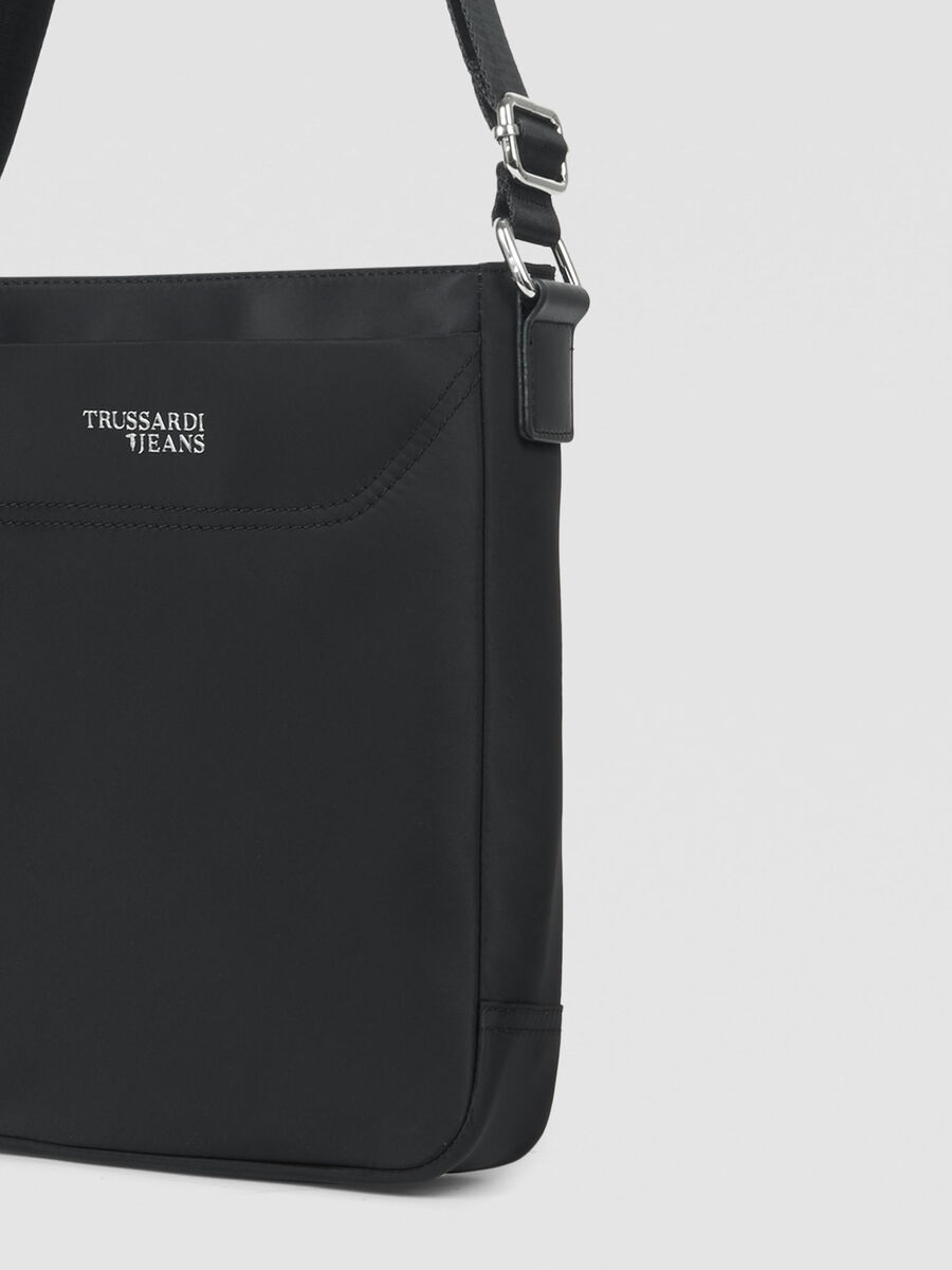 Medium Business City reporter bag in nylon
