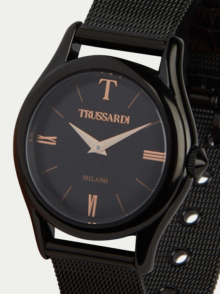 Armbanduhr T-Light mit Milanaise Armband
