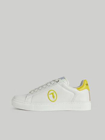 Sneakers Galium Pop en similicuir