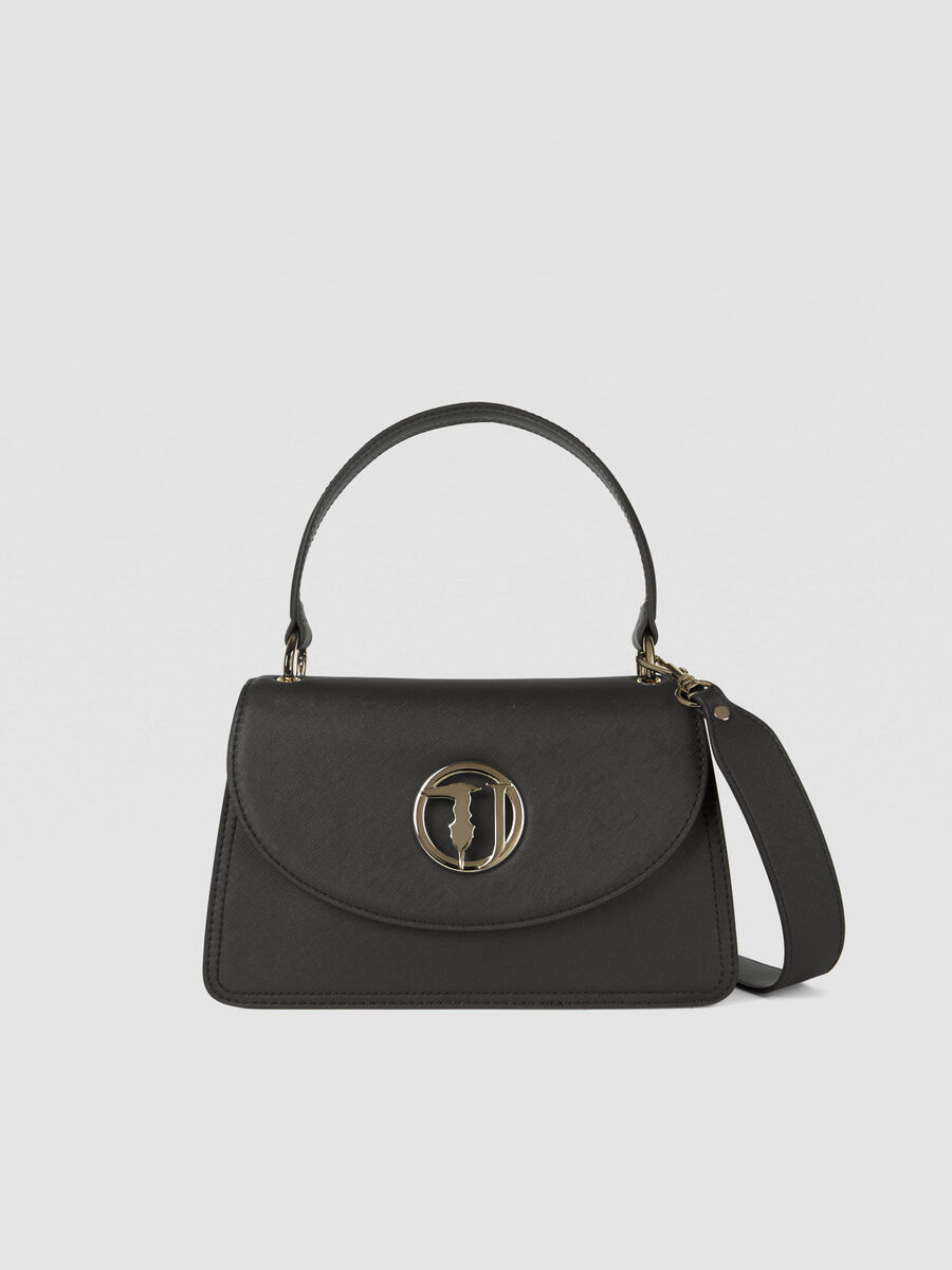 Medium Sophie crossbody bag in faux leather