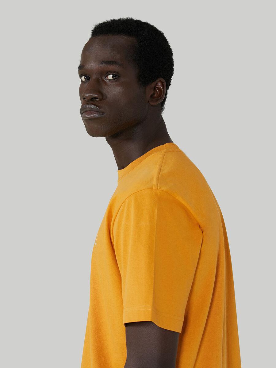 Oversized cotton jersey T-shirt