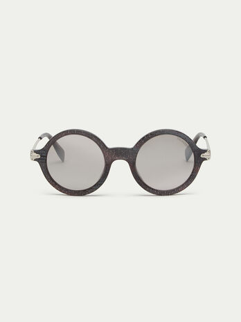 Pearly effect sunglasses
