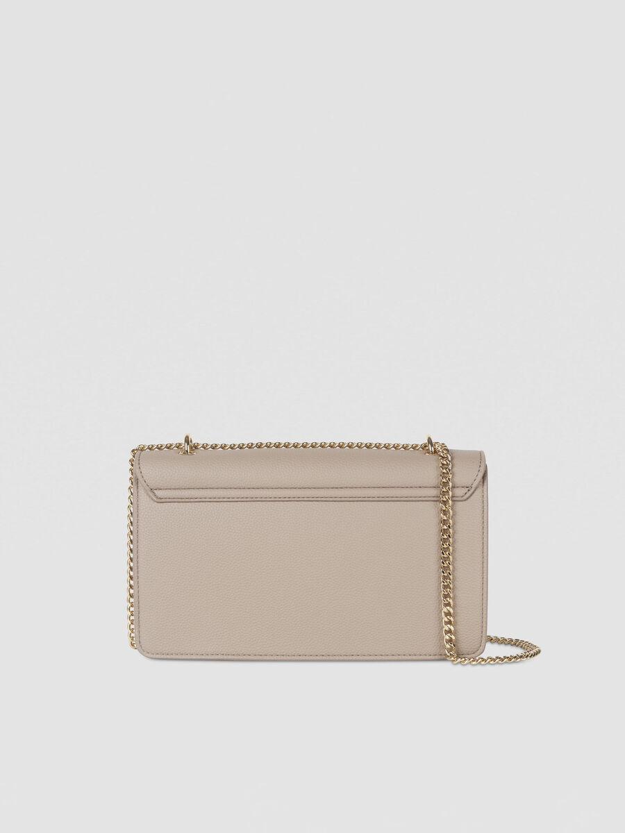 Medium Charlotte crossbody bag in faux leather