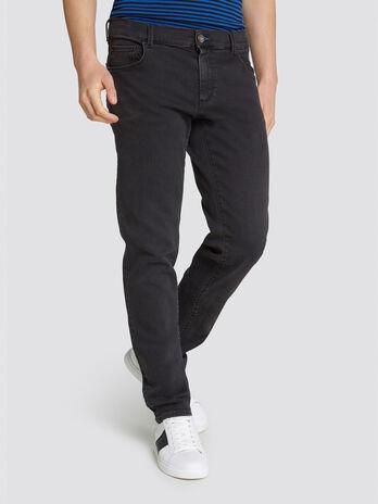 Jeans 370 close basic in denim