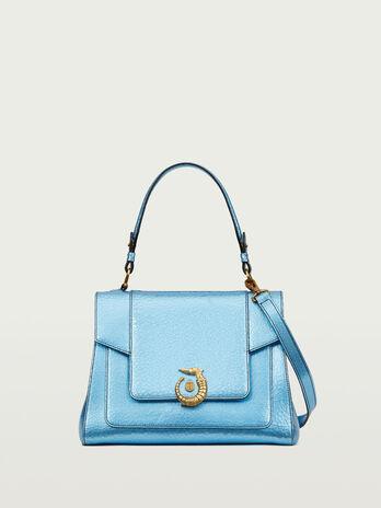 Lovy bag aus Craquele Leder