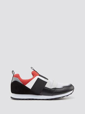 Sneakers de running avec retro reflechissant Reflex