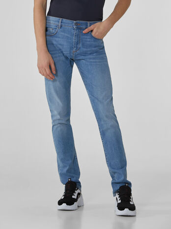 Jeans 370 extra slim in denim
