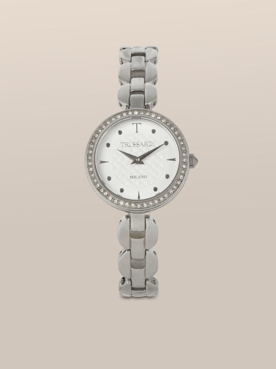 Reloj T-Chain 28MM en acero
