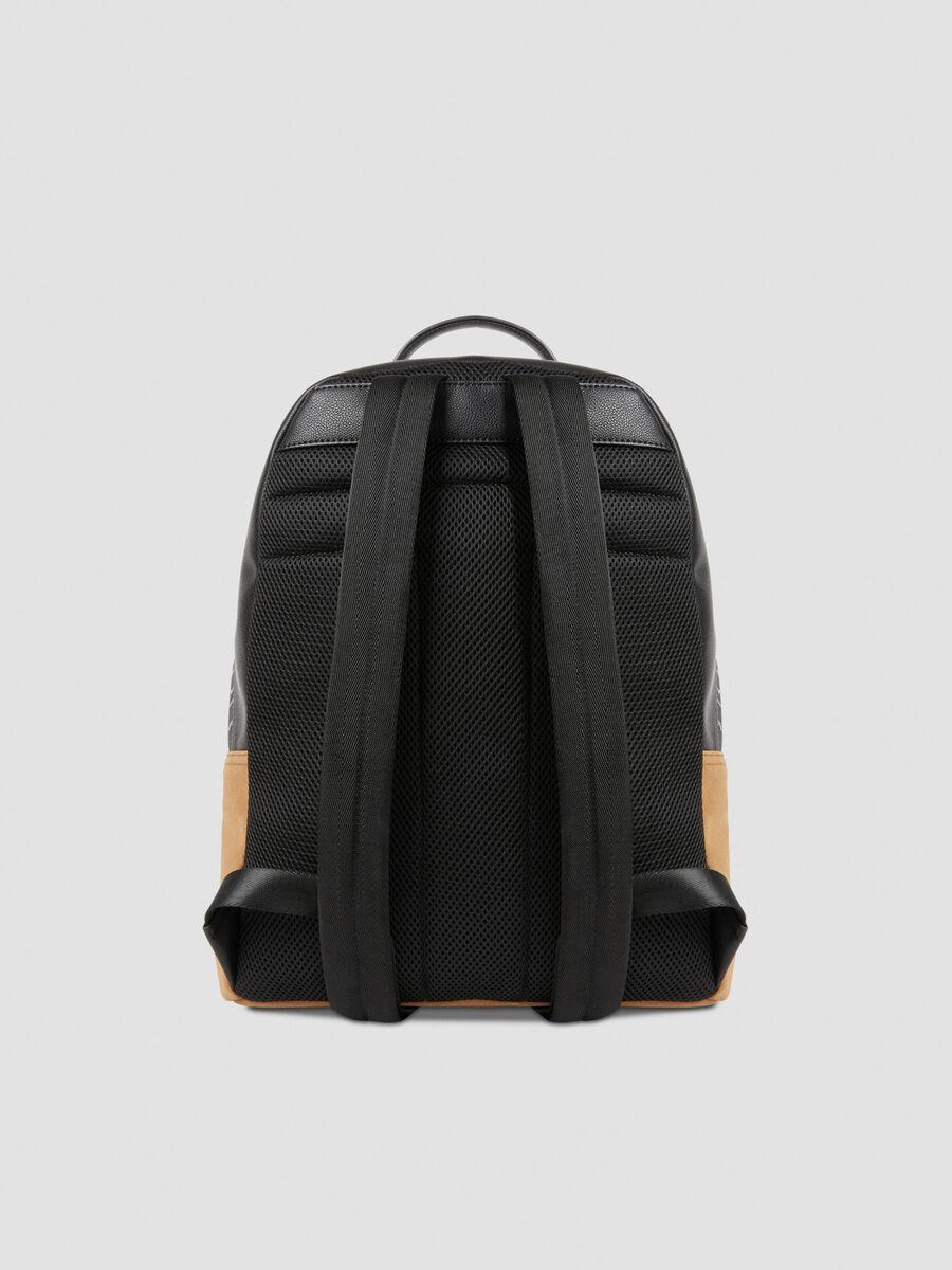 Rucksack Sestriere Medium aus Kunstleder