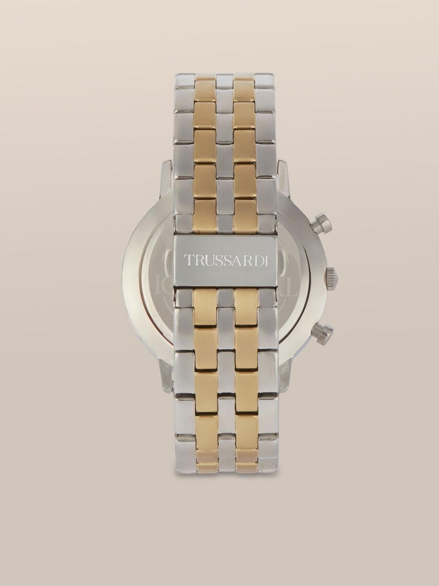 43 MM T-Gentleman watch in steel