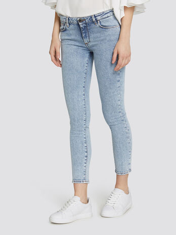 Denim Saisonale Jeans 206 in extra schlanker Passform