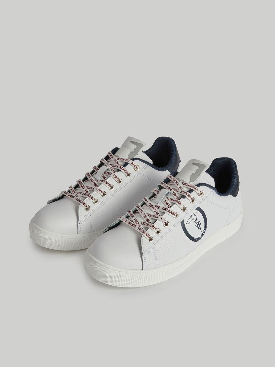 Sneaker Portofino aus Leder